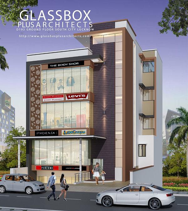 4 storey Complex Design in Lucknow.jpg