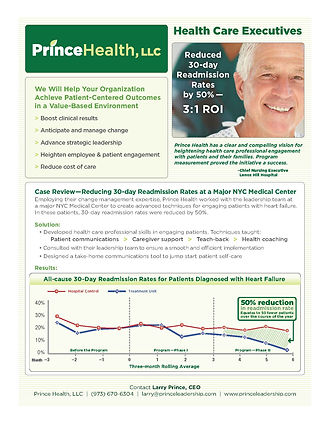 Prince Health - Meaningful Outcomes - Ca