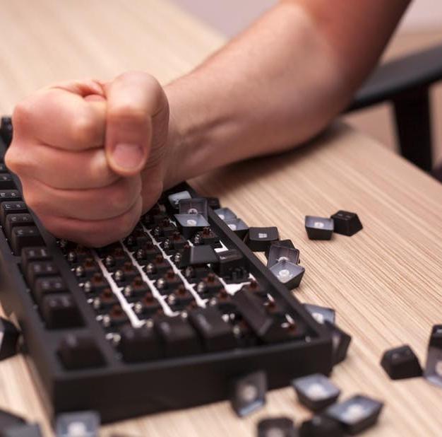 Online Job Ads Don't Feel Pain