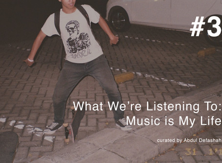 What We're Listening To #3: Music is My Life