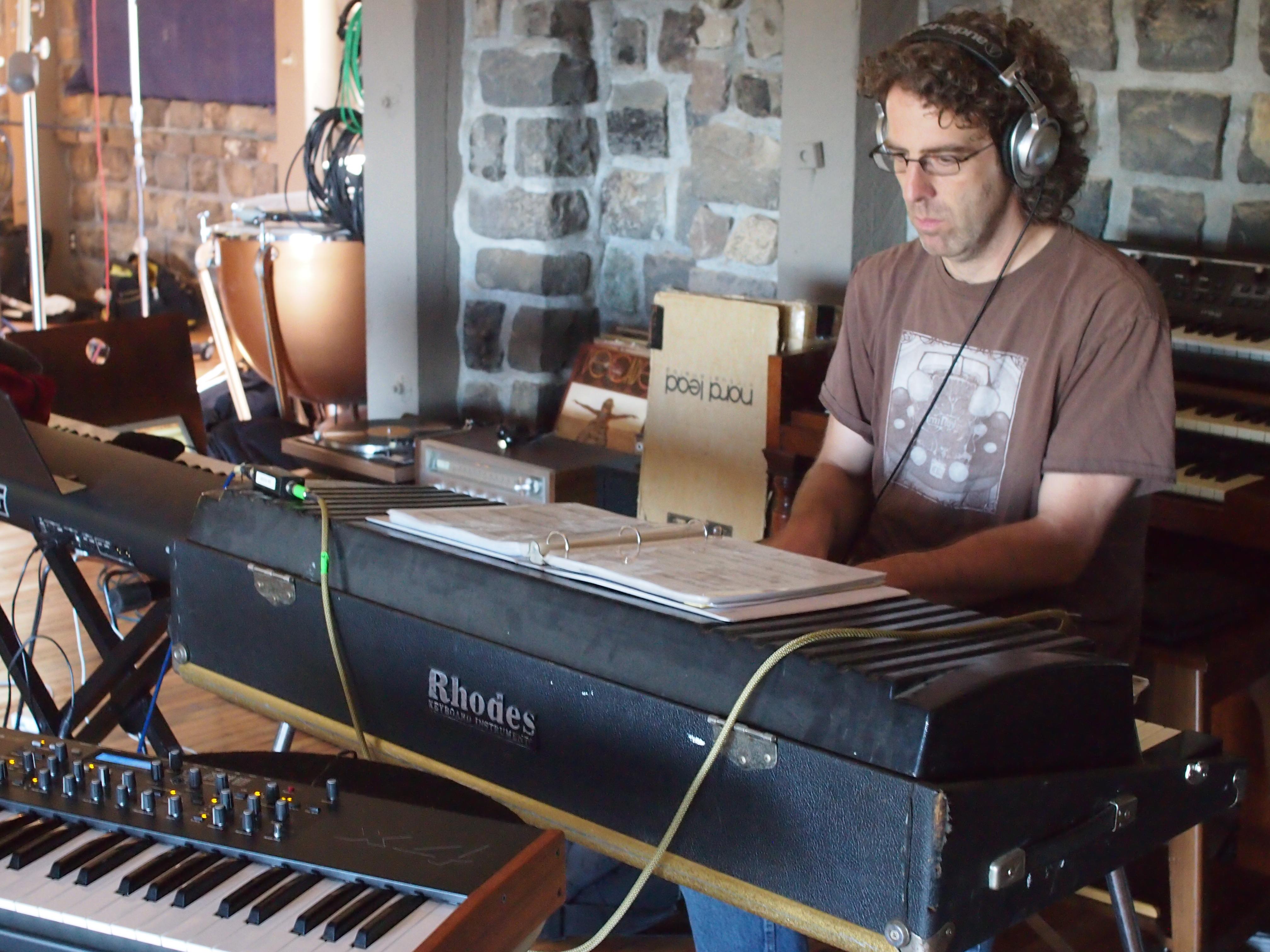 Matt Lebofsky Recording 2013