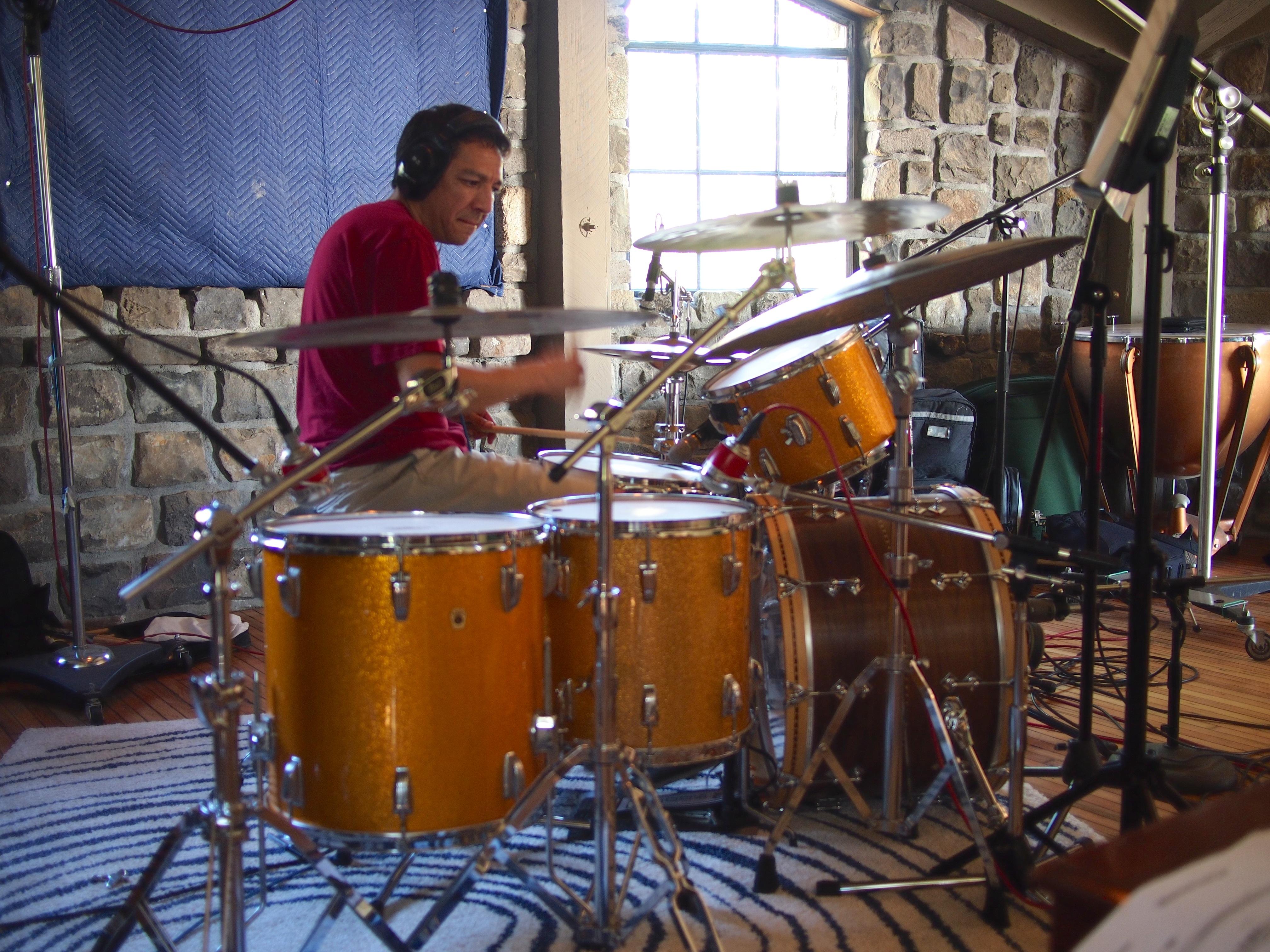David Recording 2013