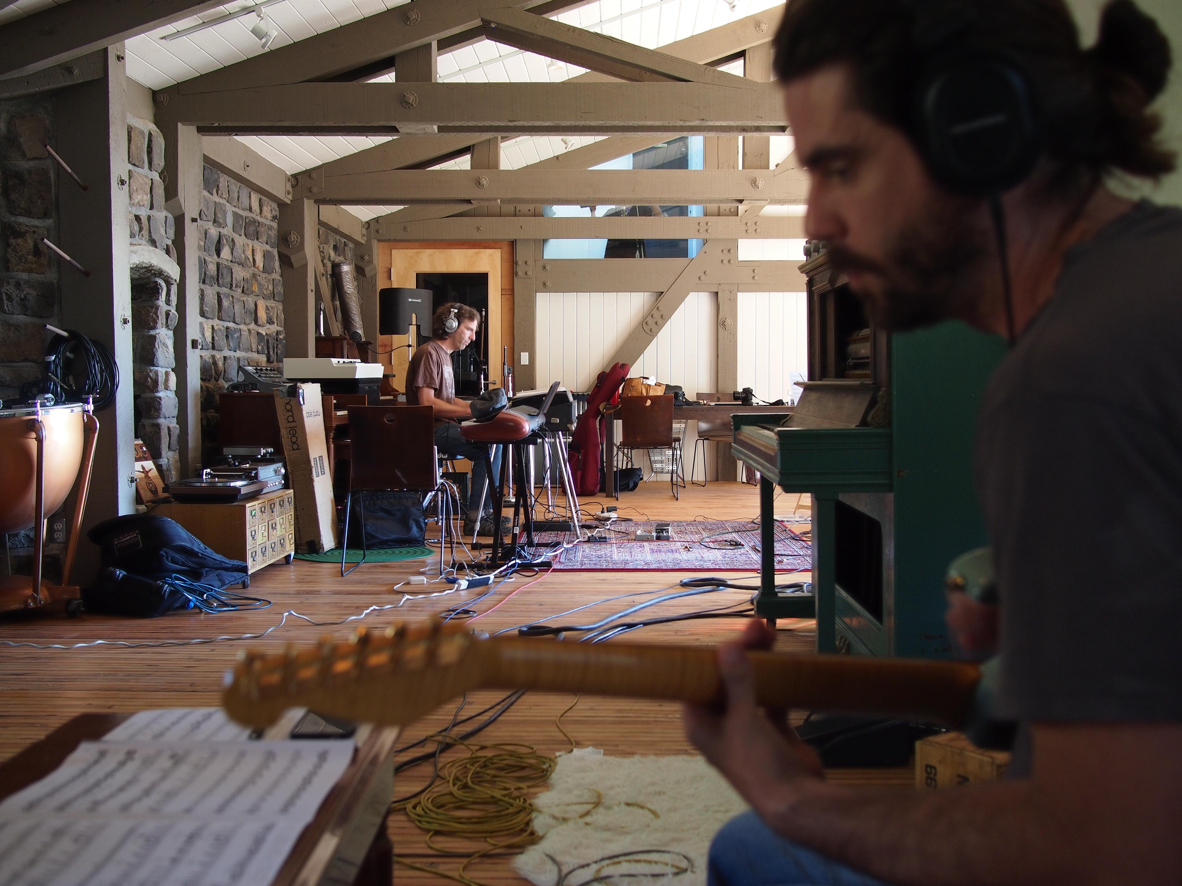 Matt H & Matt L Recording 2013