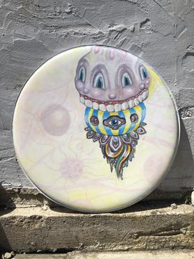 Drum Head Art 2