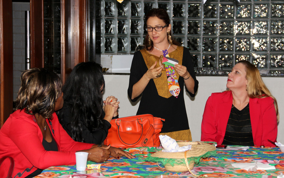 Evento Embaixadas foto por Karla Mustafa