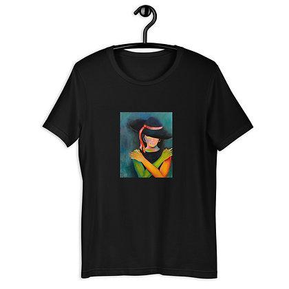 Love My Hat Print Unisex T-Shirt