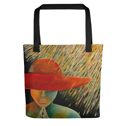 Blessing All-Over Print Tote Bag