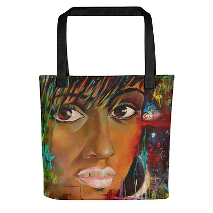 I See You All-Over Print Tote Bag