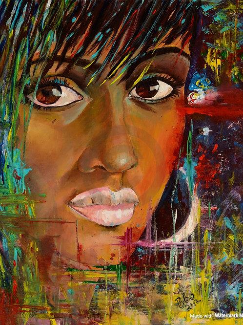 I C U - Original Painting