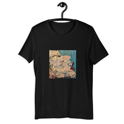 I Rise Print Unisex T-Shirt