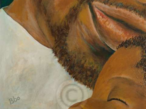 Unconditional Love - Original Painting