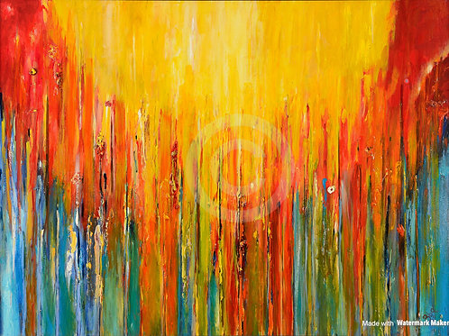 Brightside - Original Painting