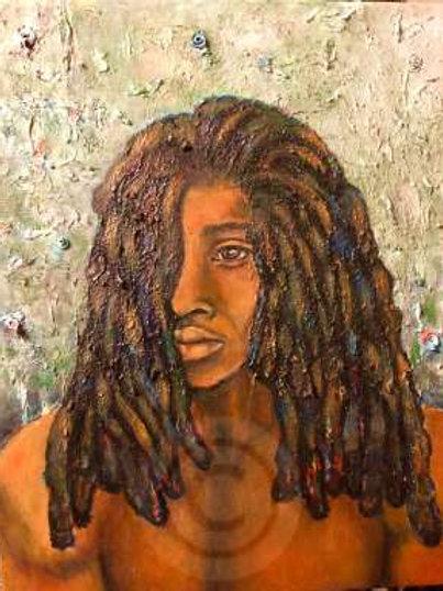 Lock'd In - Original Painting
