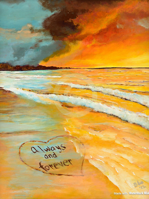 Always & Forever - Original Painting