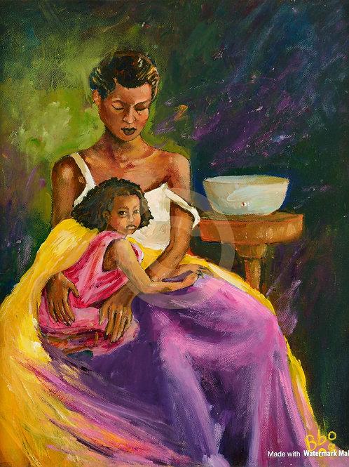 Just Us - Original Painting