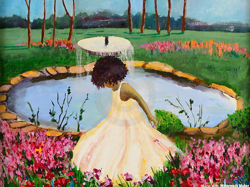 Girly - Original Painting