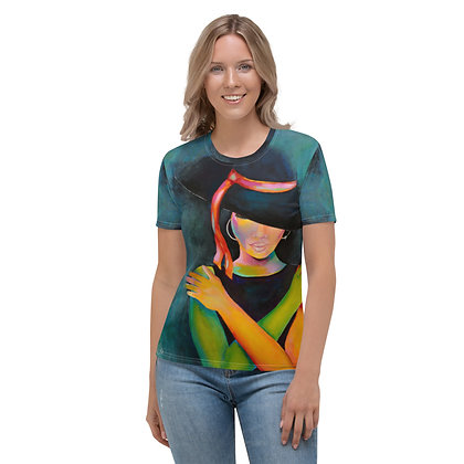 Love My Hat All-Over Print Crew Neck T-shirt