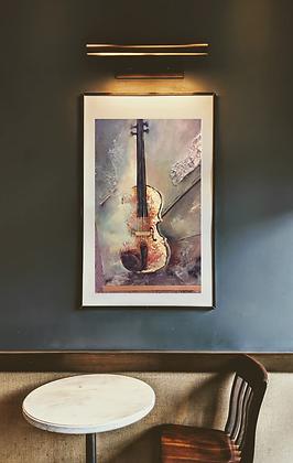 Violin Textured