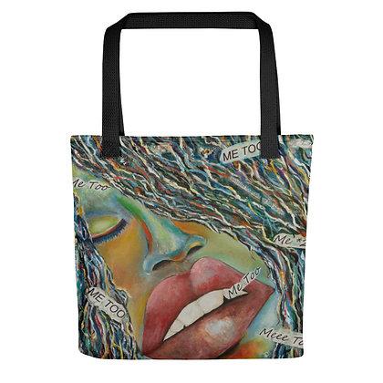 Me Too All-Over Print Tote Bag