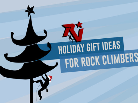 Holiday Gift Ideas for Rock Climbers