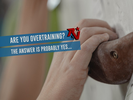 Are You Overtraining? The Answer Is Probably Yes