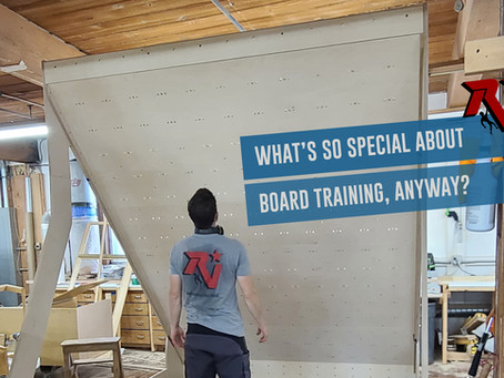 What's So Special About Board Training, Anyway?