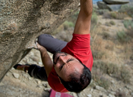Get Strong, Stay Safe and Start Sending: The 3 Basics of Getting Back to Climbing