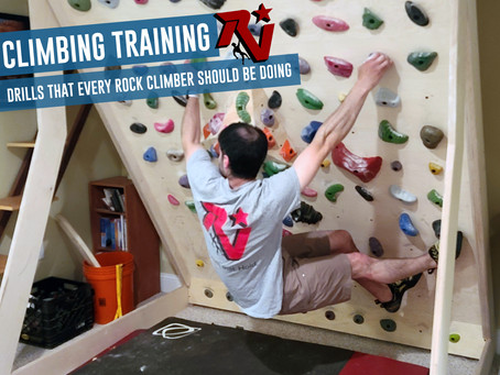 Climbing Training: Drills That Every Rock Climber Should Be Doing