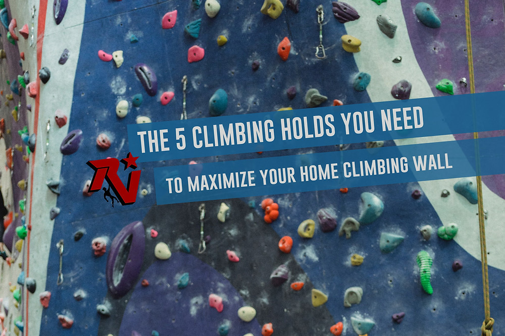 getting the most out of your home climbing wall
