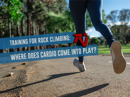 Training for Rock Climbing: Where Does Cardio Come Into Play?
