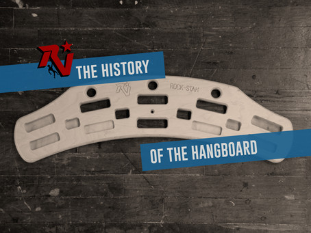 The History of the Hangboard