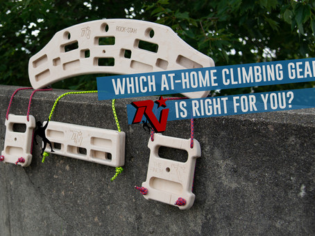 Which At-Home Climbing Training Gear is Right For You?