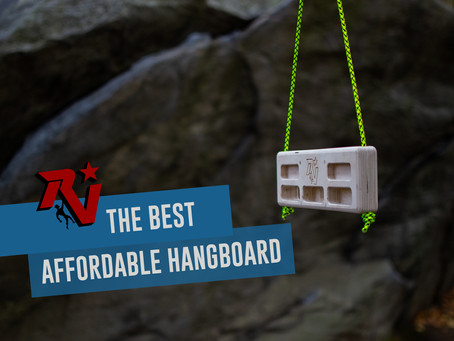 The Best Affordable Hangboard