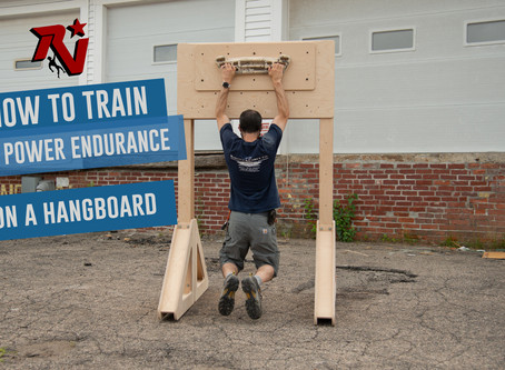 Beyond ARC Training: How to Train Power Endurance on a Hangboard