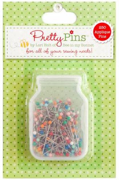 Pretty Pins by Lori Holt - Applique Pins Box Of 250