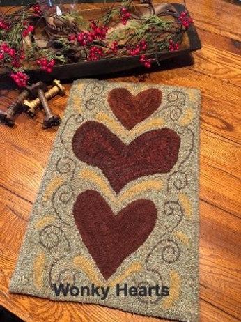Wonky Hearts kit by OTF