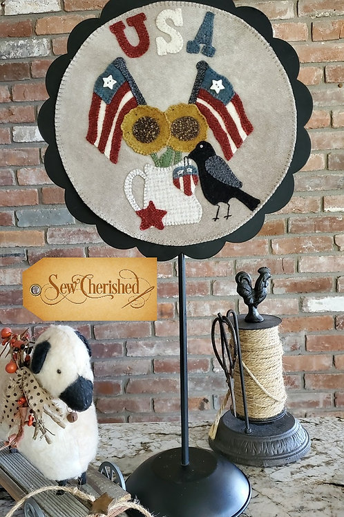 A Round the Year July by Sew Cherished