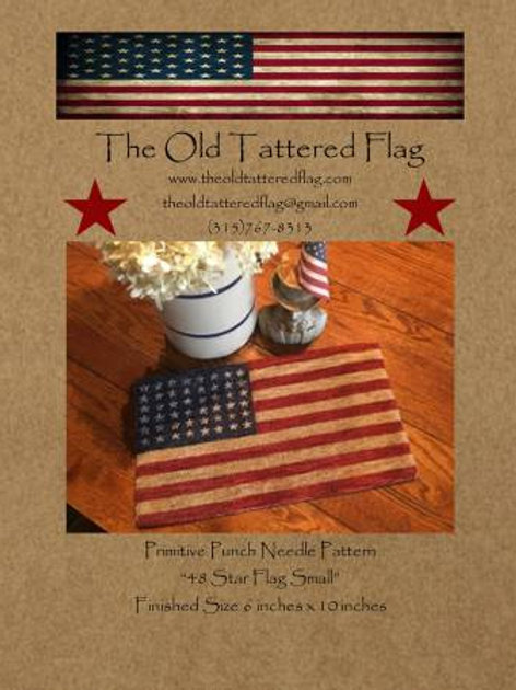 45 Star Flag Small by OTF