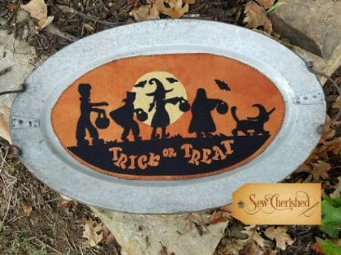 Trick or Treat Kit by Sew Cherished