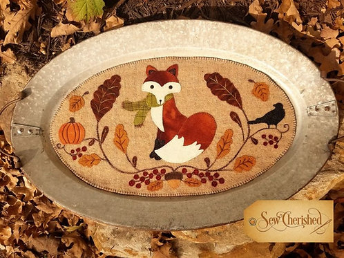 Fall Guy Kit by Sew Cherished