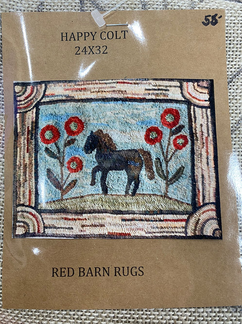 Happy Colt by Red Barn Rugs