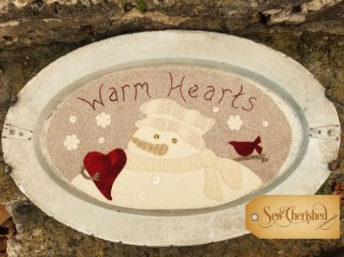 Warm Hearts by Sew Cherished Kit