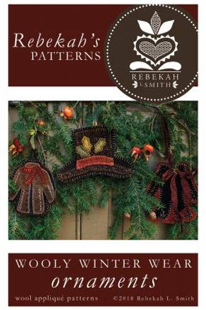 Ornaments by Rebekah L Smith