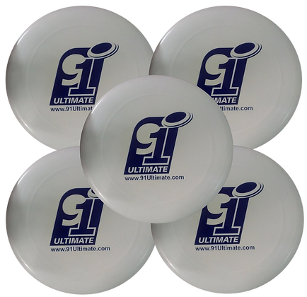 91 Ultimate 175g Disc - 5 Pack