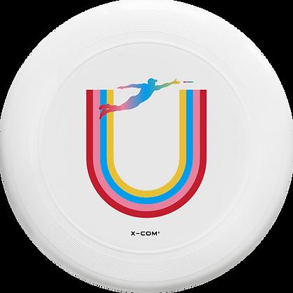 X-COM Ultimate 175g Disc Ulti Rainbow