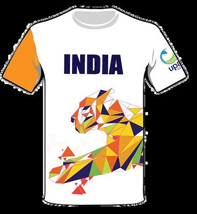 Team India Jersey 2015 - Tiger Design