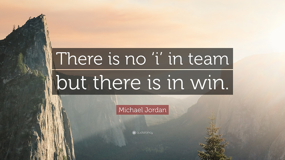 Quote by Michael Jordan