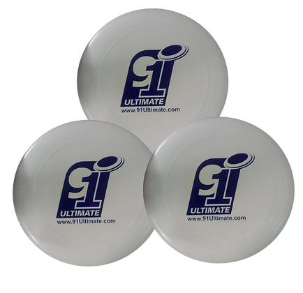 91 Ultimate 175g Disc - 3 Pack