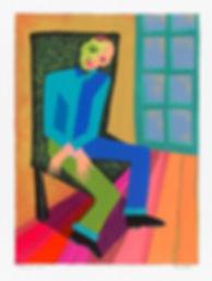 Barrett_Henry's Green Chair.jpg