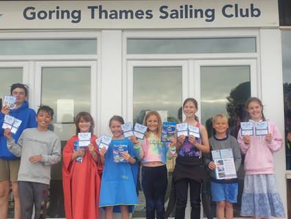 RYA Sailing Course at GTSC